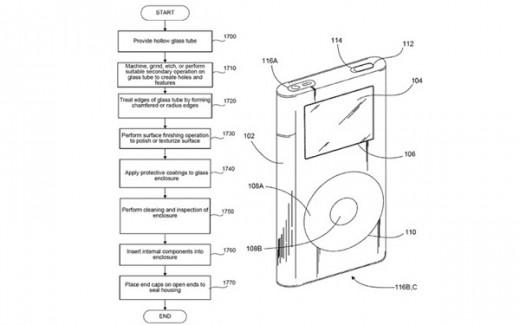iPhone 5: Neues Patent deutet auf wasserdichtes Glas-Gehäuse