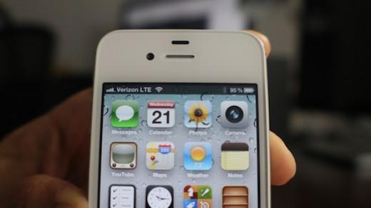 iPhone 5: Neues Futter für LTE-Gerüchte