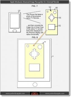iPhone 5 mit der etwas anderen, universalen TV-Fernbedienung? [Patente]