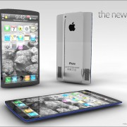 """The new iPhone"" - neues iPhone 5 Mockup von ADR Studio"