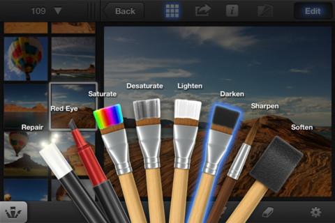 iPhoto für iOS: 1 Million verkaufte Apps in 10 Tagen