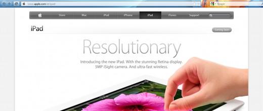 Apple: Bereits 3 Millionen neue iPads (3. Gen.) verkauft
