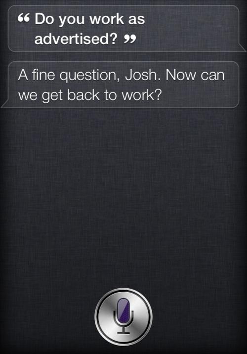 """Siri: Apple-Käufer klagt, da Siri """"nicht wie in der Werbung"""" funktioniere"""