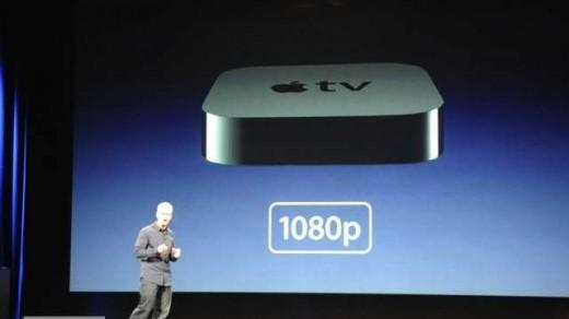 AppleTV 3G: Jetzt mit 1080p Full-HD Video