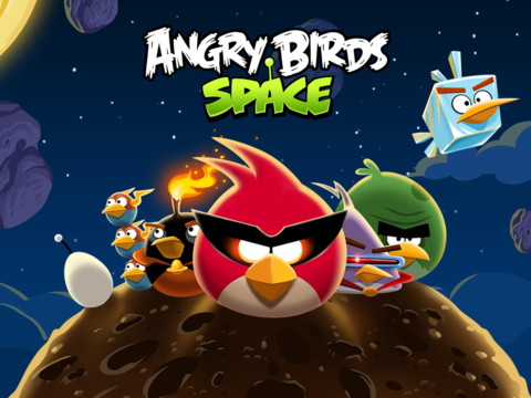 Angry Birds Space: 10 Millionen Downloads in 3 Tagen