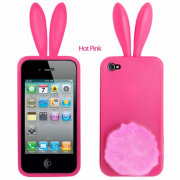5. Hasenohren iPhone Case