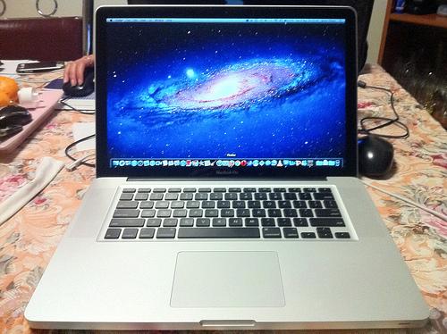 MacBook Pro 17 Zoll-Modell: Wegen schlechter Verkaufszahlen gestrichen?