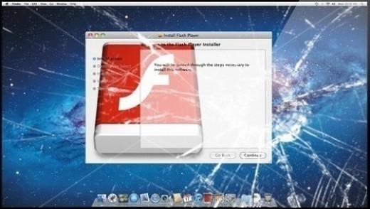 Virenfreie Zeit von Mac OS X endgültig vorbei