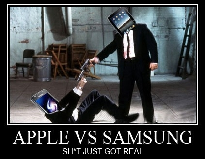 Apple vs. Samsung: Hat der ewige Streit bald ein Ende?