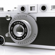 7. Gizmon iCA Retro Camera iPhone Case