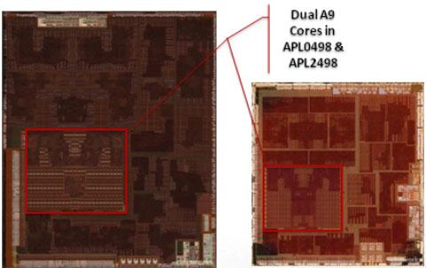 Apple: Erste ARM-Prozessoren mit 32-nm-Strukturen