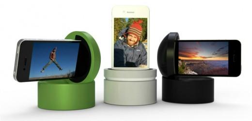 Galileo: Ferngesteuertes iPhone Pan-Tilt-Stativ für bewegte Zeitraffer und mehr [Kickstarter]