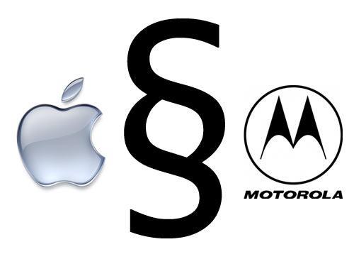 Apple vs. Motorola: Apple bekommt Patent zugesprochen
