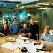 Zu Besuch im Apple-Hauptquartier: Im Besprechungsraum