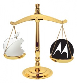 Patentkrieg zwischen Apple und Motorola