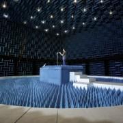 Zu Besuch im Apple-Hauptquartier: Der Wireless-Testraum