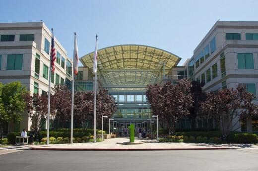 Ein Besuch im Apple Hauptquartier [Fotos]