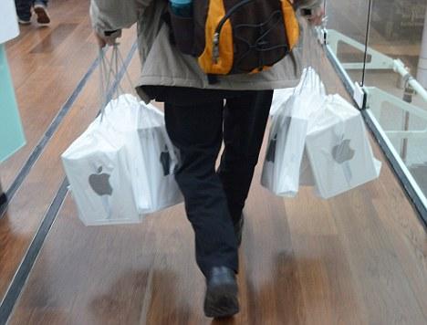 Apple zahlt zu wenig Steuern