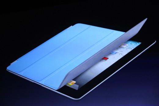 Apple lässt sich Smart-Cover-Design patentieren