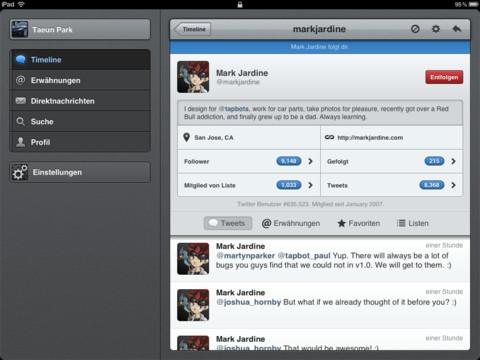 Tweetbot für iOS: Update auf Version 2.3 erschienen