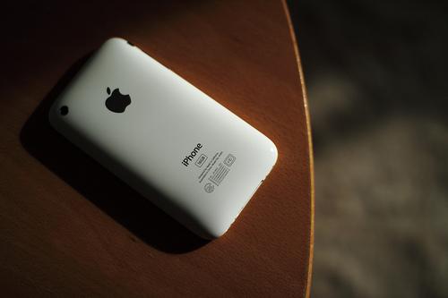 Apple iPhone 3GS: Trotz iPhone 5 weiterhin für Verkauf eingeplant