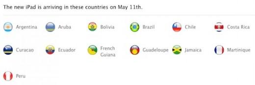iPad 3 ab 11. Mai in 30 weiteren Ländern zu haben
