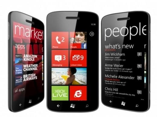 Windows Phone überholt iPhone in China