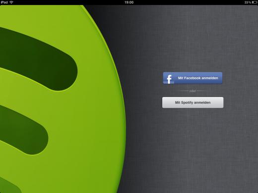 Spotify für Apple iPad: Offizielle App als Download verfügbar