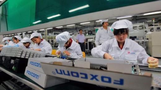 Foxconn: Gehälter bis Ende 2013 verdoppelt