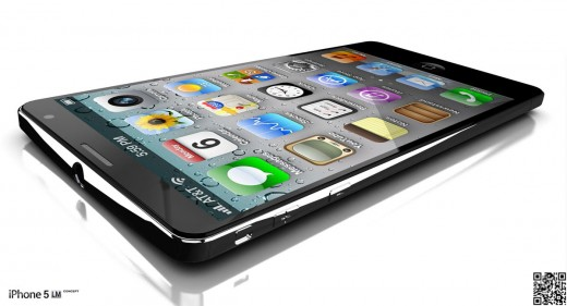 iPhone 6G Konzept: iPhone 5 LM