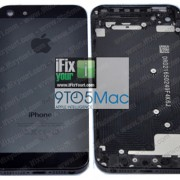 iPhone 5: Aluminium-Rücken und schmaler Dock Connector (Leak)