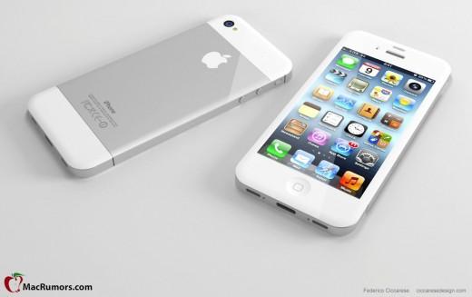 Mockup: So könnte ein iPhone 5 mit 4-Zoll Display aussehen