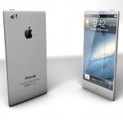 iPhone 5 Konzept: iPhone Plus - Non Plus Ultra mit LiquidMetal (ADR Studio)