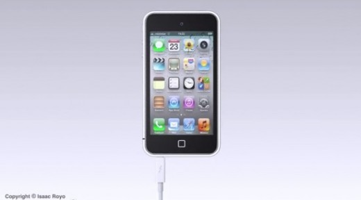 iPhone 5: So sieht es visualisiert aus