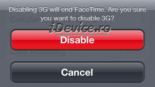 iPhone 5: FaceTime über 3G?