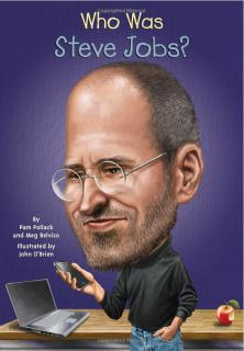 Kinderbuch: Who was Steve Jobs?