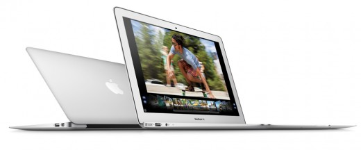 WWDC 2012: Neues MacBook Air vorgestellt (Foto: Apple)