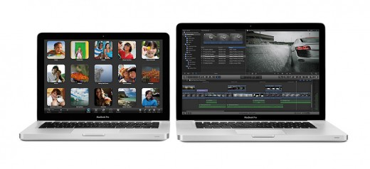 WWDC 2012: Aktuelle MacBook Pro Generation bekommt Update (Foto: Apple)