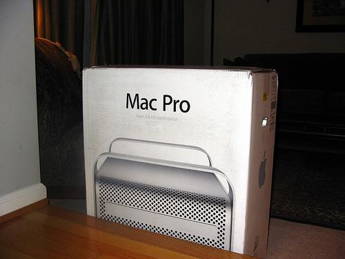 Mac Pro 2012: Technische Spezifikationen bekannt