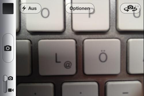 Apple iOS 6: Kamera- und Fotos-App mit großen Updates?
