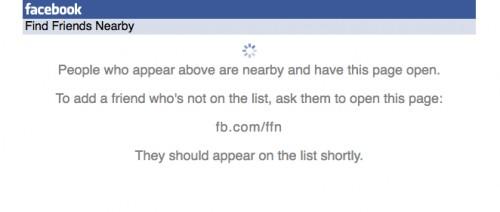 Facebook Friendshake: Neue Funktion findet Freunde in der Nähe