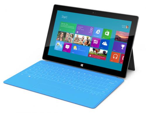 Microsoft Surface vorgestellt: der iPad-Killer?