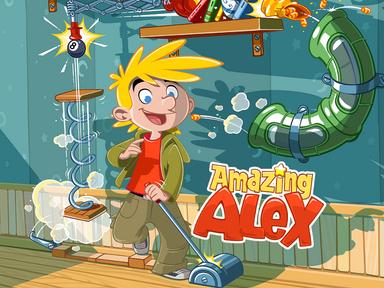 Neues Spiel: Angry Birds-Macher stellen Amazing Alex vor