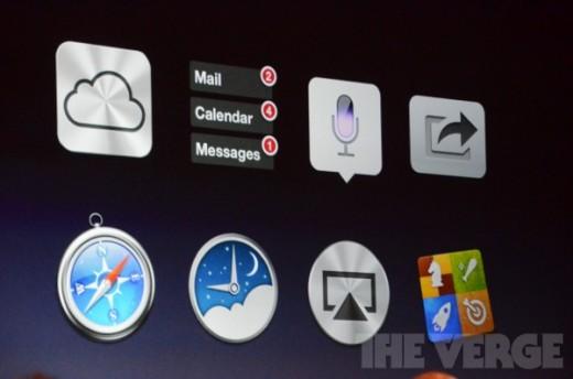 WWDC 2012: OS X Mountain Lion mit iCloud, Notification Center, PowerNap, Diktierfunktion, ...