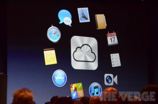 Mac OS X 10.8 Mountain Lion bringt vertiefte iCloud-Integration