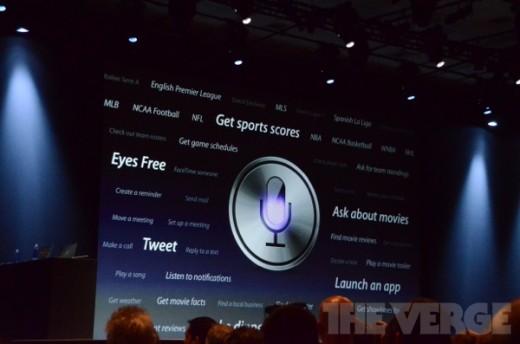 iOS 6: Siri kommt auf das neue iPad