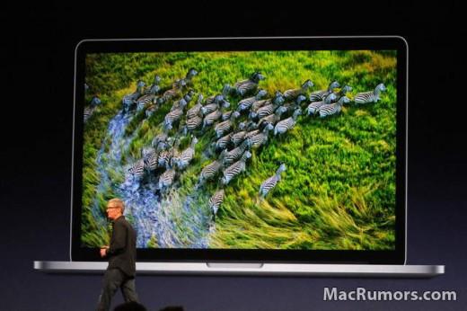 WWDC 2012: Kein iPhone 5, dafür jede Menge neue MacBooks