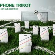 Gewinnspiel: 5 EM Trikots für iPhone 4(S)