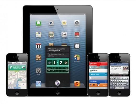 WWDC 2012: Das neue Apple iOS 6 in der Übersicht (Foto: Apple)