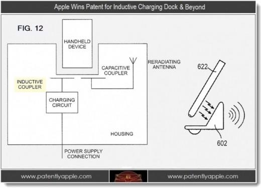 Kabelloses Aufladen: iPhone 5 mit induktivem Ladedock?